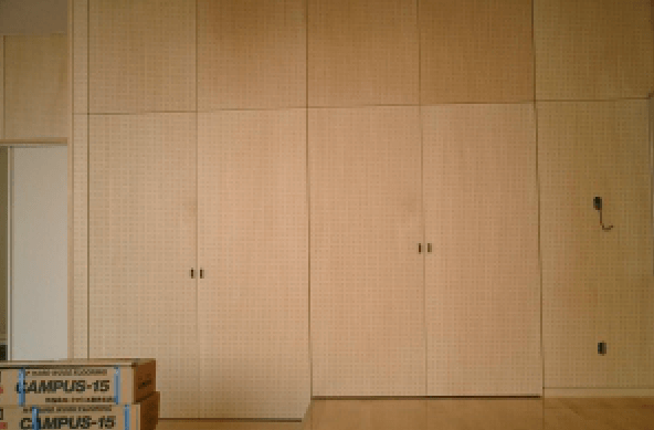 東京都の公立中学校校舎改修の施工事例 (5)