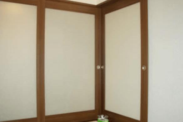 静岡県の会員制リゾートホテルのモデルルームの施工事例 (2)