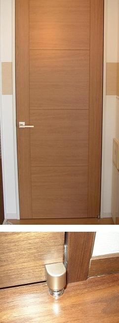 ピポットヒンジ(木製建具用)2