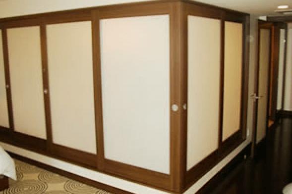 静岡県の会員制リゾートホテルのモデルルームの施工事例 (1)
