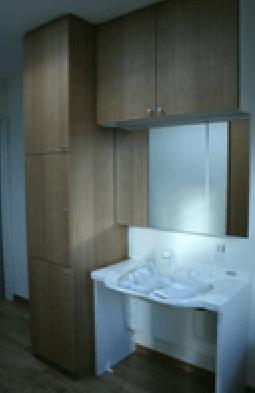 千葉県の個人邸注文住宅の施工事例 (8)