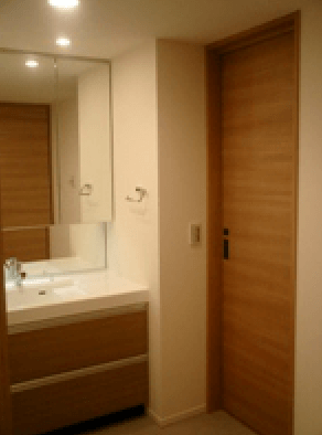 神奈川県横浜市の分譲マンションのモデルルーム施工事例1 (3)