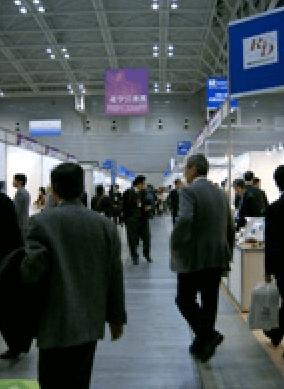 テクニカルショウヨコハマ2009での出店模様 (6)