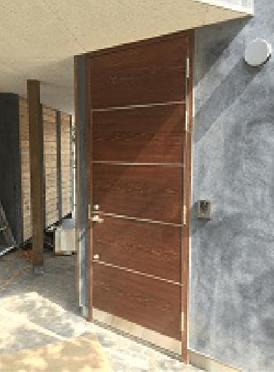 横浜市の戸建て注文住宅の施工事例1-1
