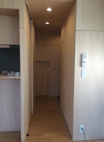 東京都の賃貸の注文住宅の施工事例1