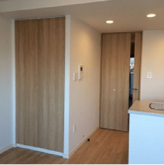 神奈川県藤沢市の分譲マンションの施工事例2-1