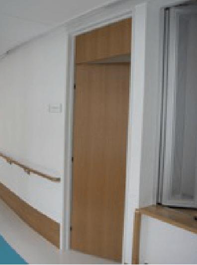 神奈川県横浜市の介護老人福祉施設の施工事例11
