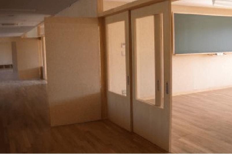 神奈川県川崎市の公立小学校改築工事の施工事例11