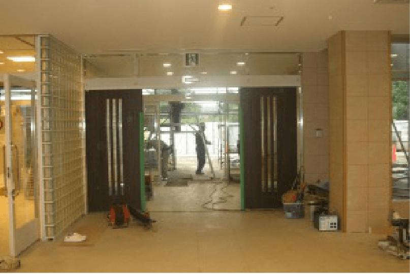 神奈川県横浜市の特別養護老人ホームの施工事例12