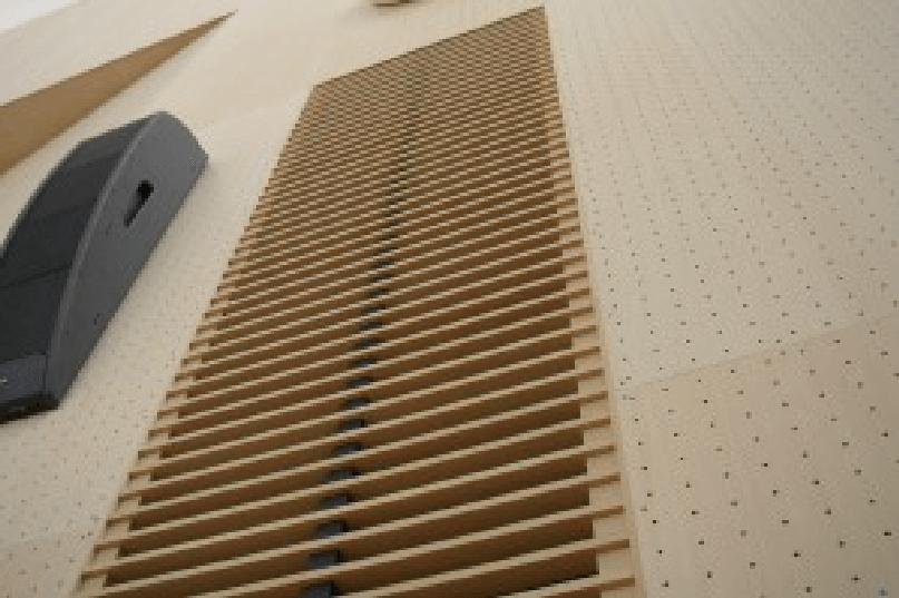 神奈川県の私立大学の体育館の施工事例2