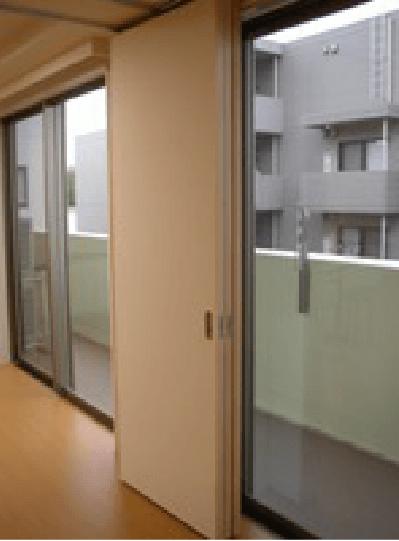 神奈川県横浜市の保育・介護複合施設での施工事例2