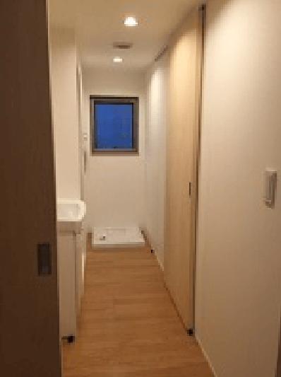 東京都の賃貸の注文住宅の施工事例2