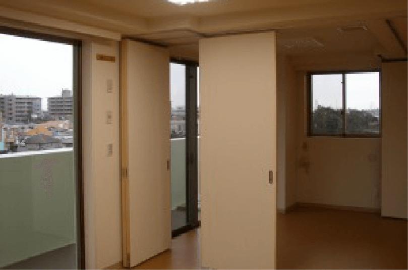 神奈川県横浜市の保育・介護複合施設での施工事例3