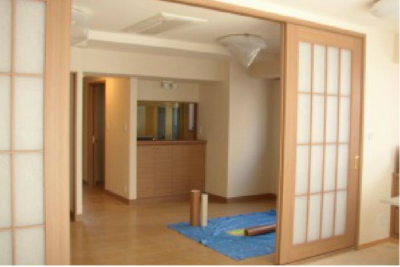 東京都の賃貸住宅の施工事例3-3