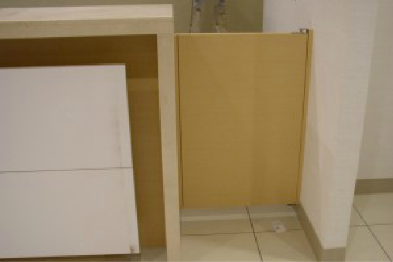 東京都のビジネスホテルでの施工事例3