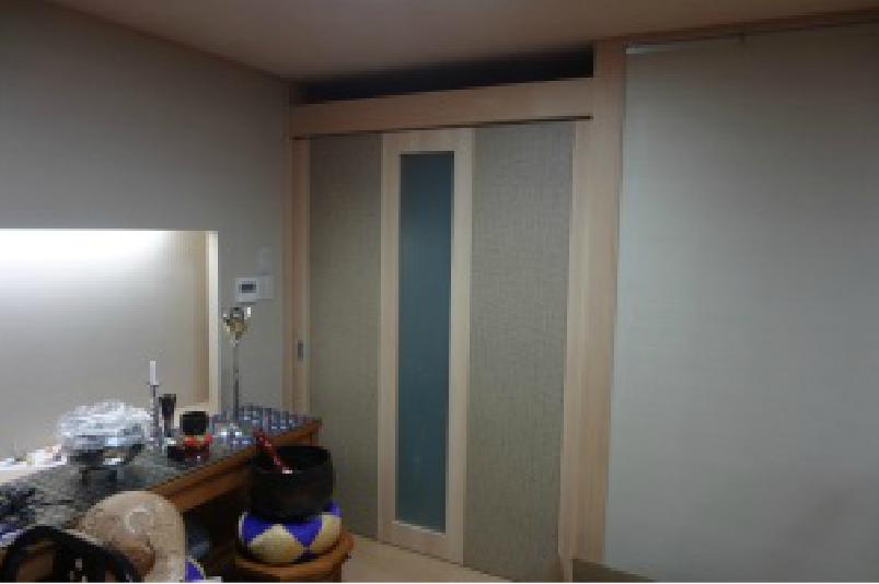 神奈川県横浜市の斎場での施工事例5