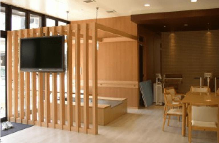 東京都のデイサービス施設の施工事例5