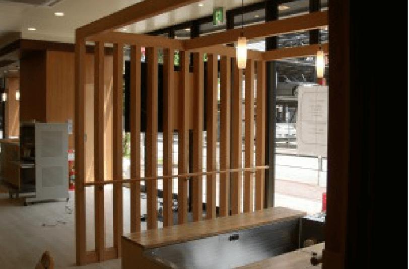 東京都のデイサービス施設の施工事例6