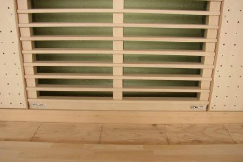 神奈川県の私立大学の体育館の施工事例6