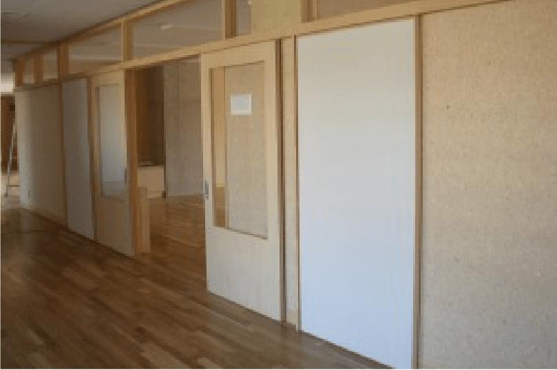 神奈川県川崎市の公立小学校改築工事の施工事例8