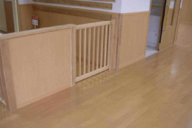 東京都の保育園改修工事の施工事例9