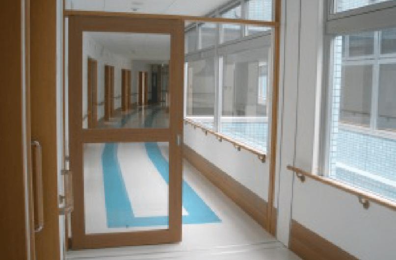 神奈川県横浜市の介護老人福祉施設の施工事例9